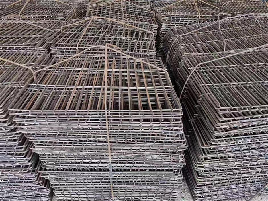 铁网回收出售 中山服务好的钢笆网回收厂家 薄利回收 诚信经营