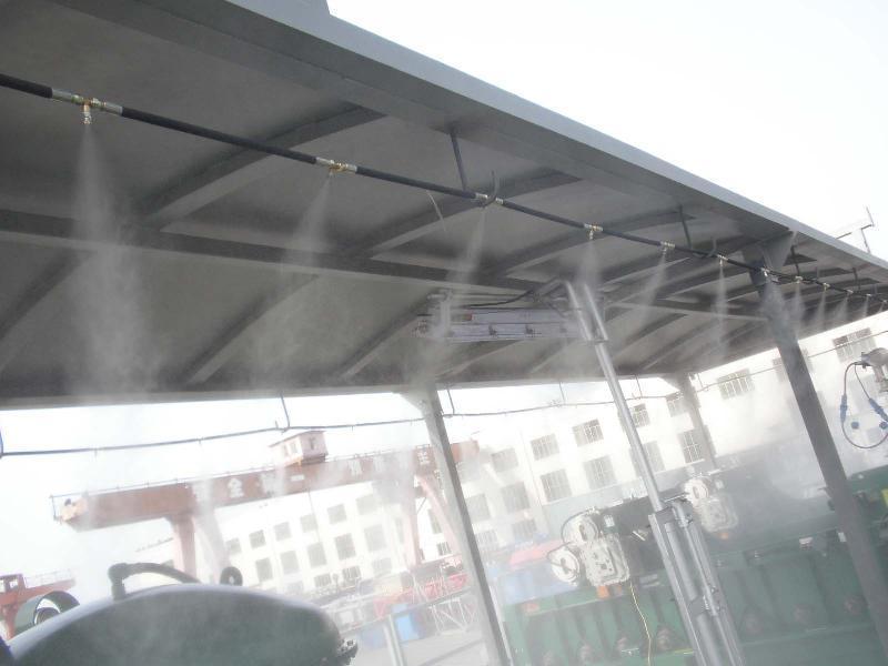 喷雾除臭设备 环保车间喷雾除臭设备价格