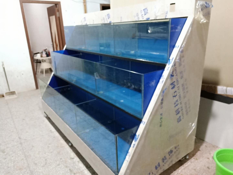 移动海鲜鱼缸 浏阳酒店海鲜池哪家好