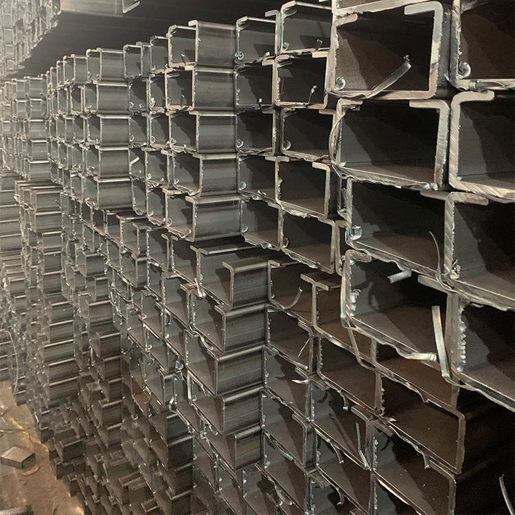 冲孔C型钢 广州足厚c型钢支架