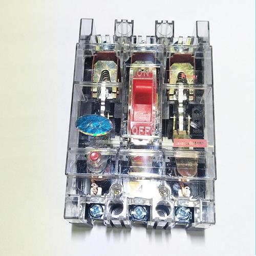 EFET 透明漏电开关 开关 额定电流:63A, 开关等级:3p
