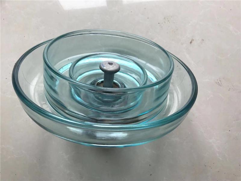 玻璃绝缘子 湖北仙桃悬式钢化玻璃绝缘子 玻璃钢化绝缘子厂家生产
