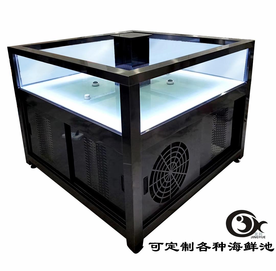 海鲜池制作厂家 东乡县海鲜池鱼缸工程