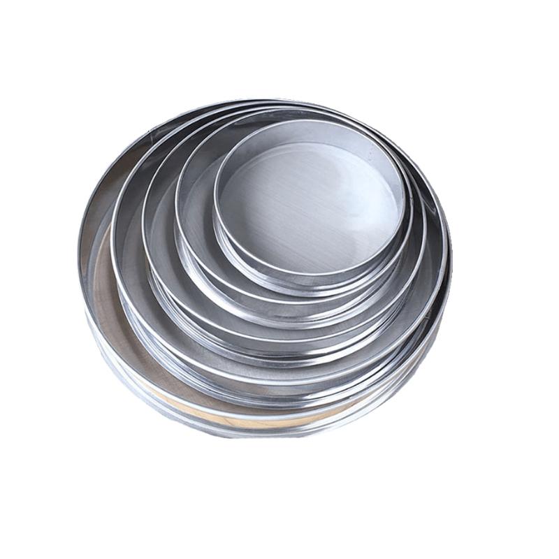 欣围 筛子 304不锈钢 砂轻物质实验用 筛网 筛子