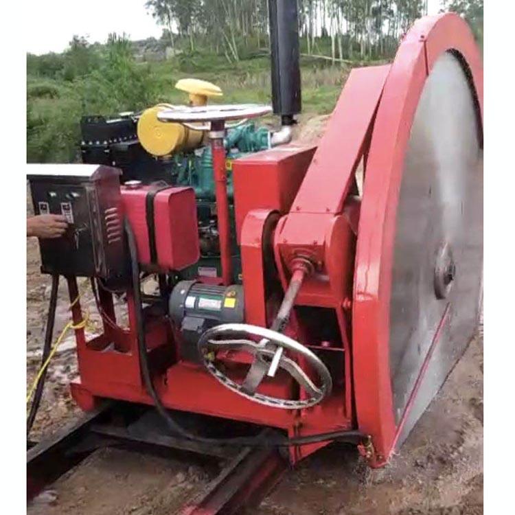 矿山切割机 重庆自动切石机供应