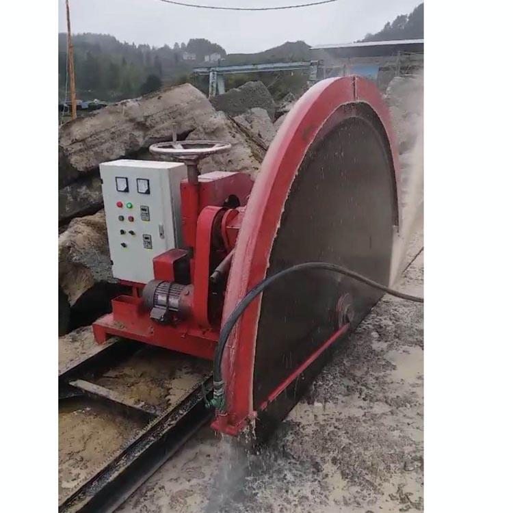 石材多片切石机 贵州石材切割机多少钱