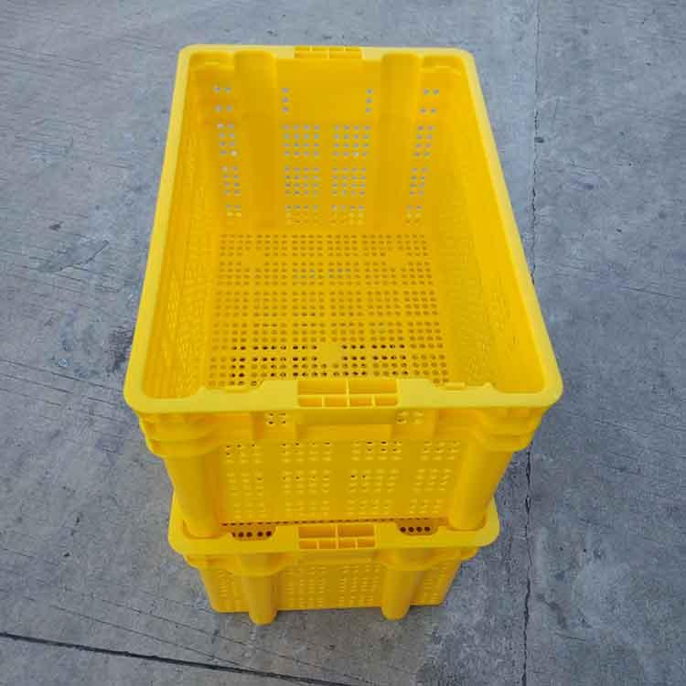 2米塑料周转筐 中山塑料周转筐价格