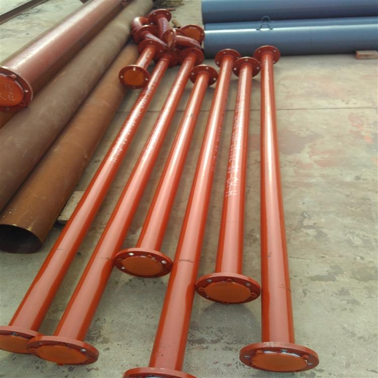 盐酸腐蚀钢管 DN200防腐钢管电厂用