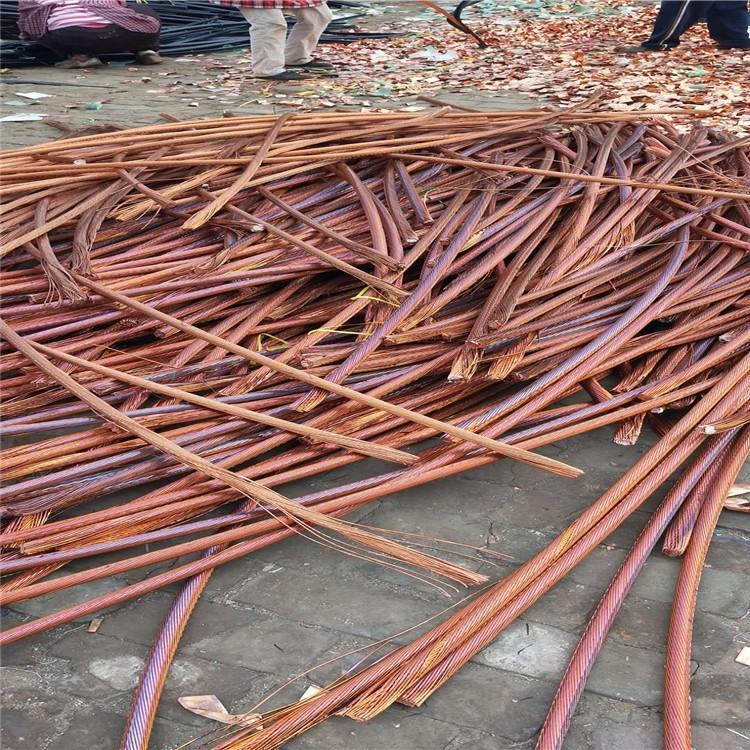 废铜回收价格 海珠区铜芯电缆回收