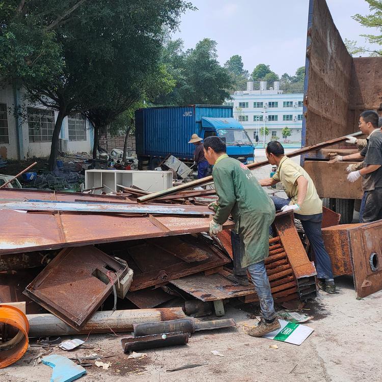 废铁回收 广州废铁回收公司