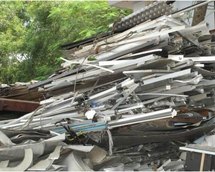 废铝回收价格 越秀区铝型材回收公司