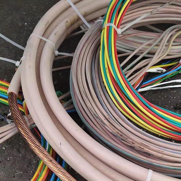 废电缆回收 番禺区废旧电缆回收公司