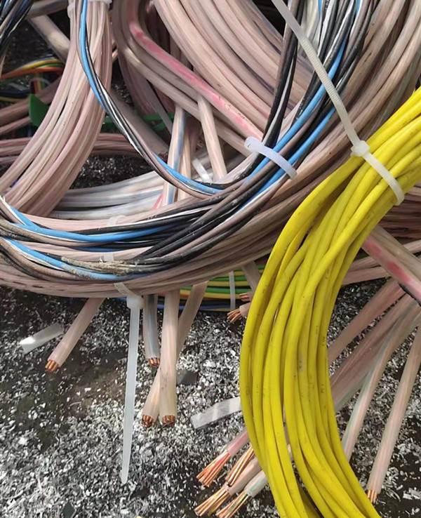 废旧电缆回收公司 佛山顺德废旧电缆回收公司