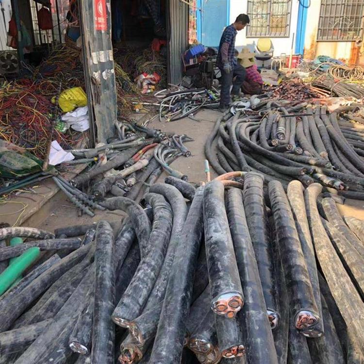 电缆线回收厂家 黄埔区废电缆回收