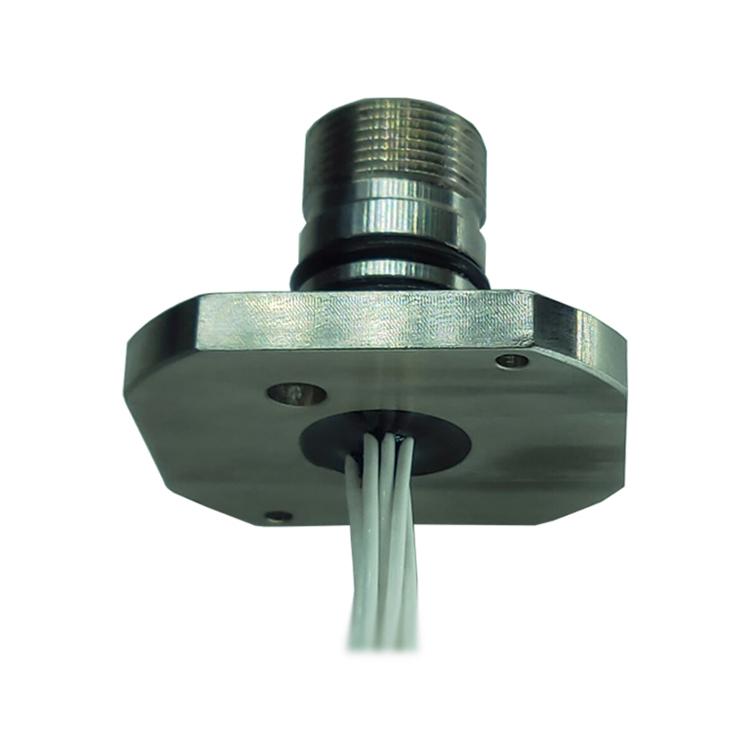 法兰防水接插件 水下连接器耐高压