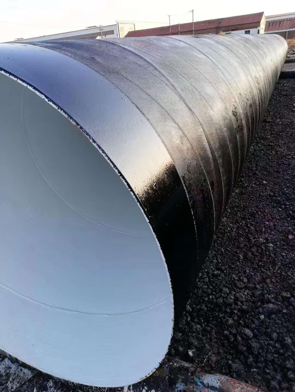 四油四布環氧瀝青防腐焊接鋼管廠家 環氧瀝青防腐無縫管