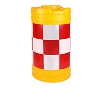 恒天 反光防撞桶 工艺:滚塑, 高度:800mm, 直径:600mm