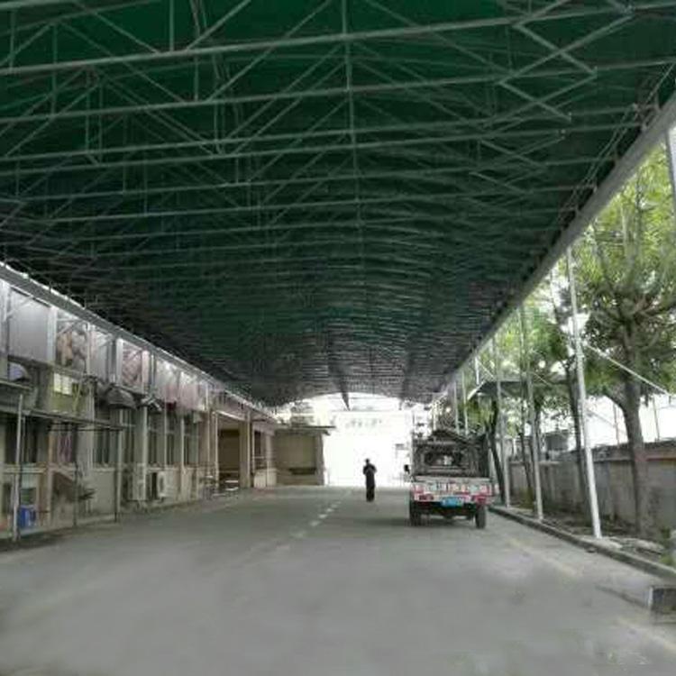 工厂临时仓库帐篷 香洲区活动帐篷生产结构科学合理