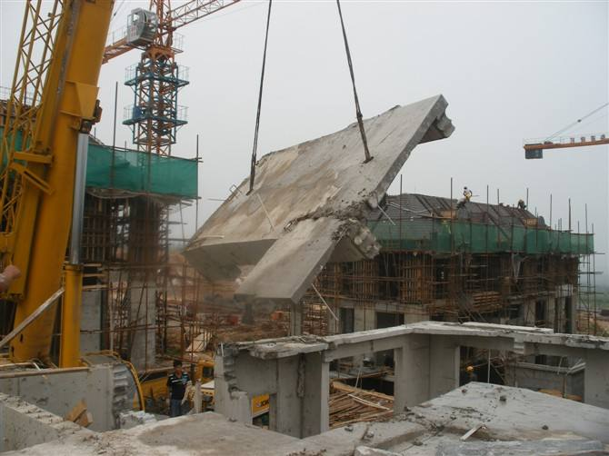 桥梁拆除 临昌混凝土破碎 施工流程严谨经验丰富