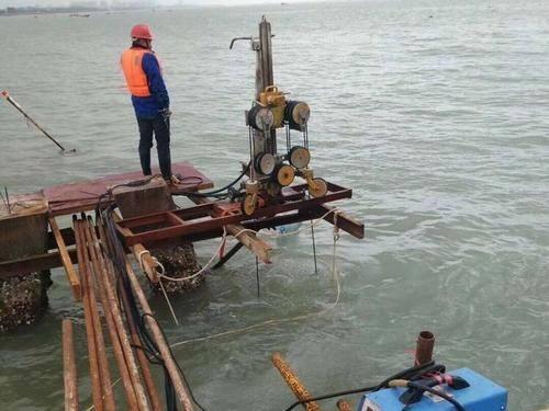水下围堰切割 曲靖水下护筒切割 施工技术过硬