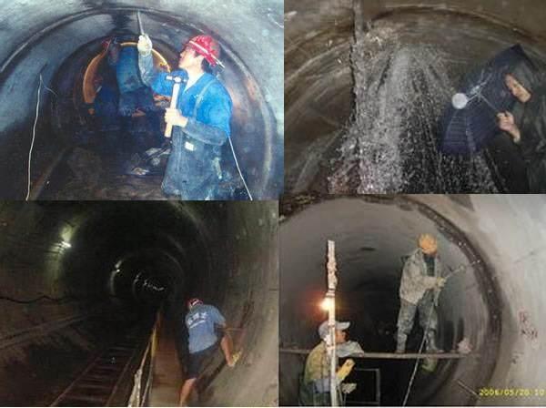 桥梁加固 怒江州隧道加固 经验丰富