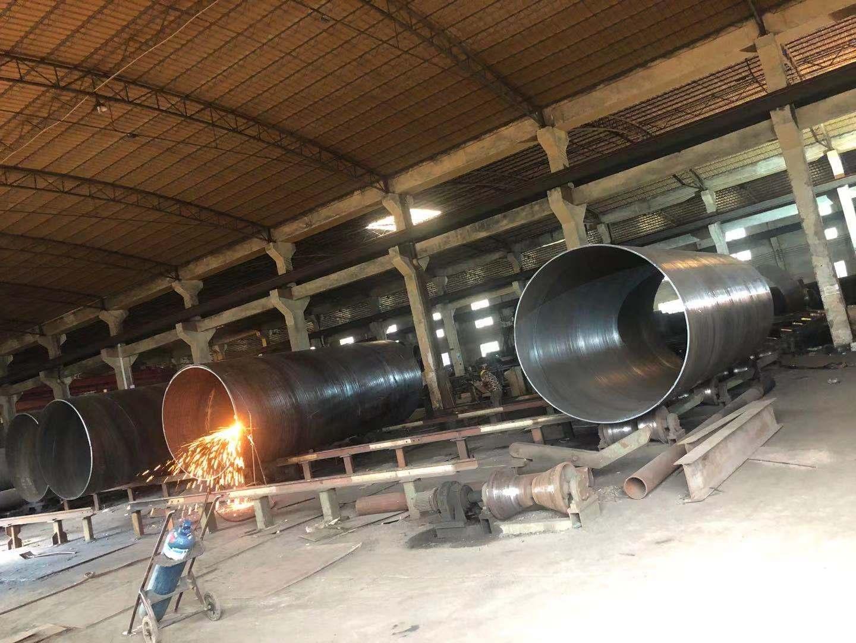 螺旋鋼管 湛江小口徑螺旋鋼管廠家直銷