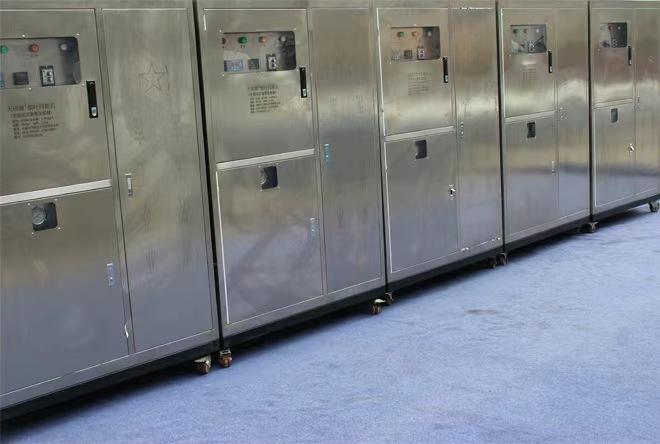 粉尘场所除尘设备 唐山围挡除尘系统生产商