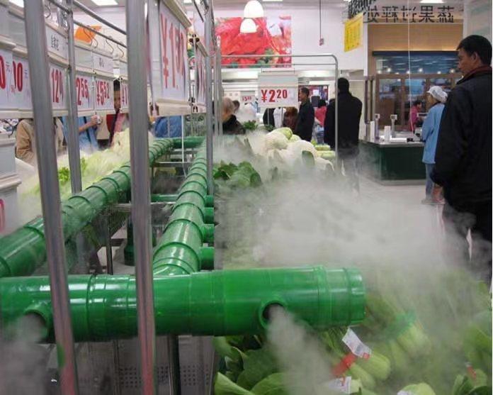 超声波加湿设备 扬州环保超声波加湿系统