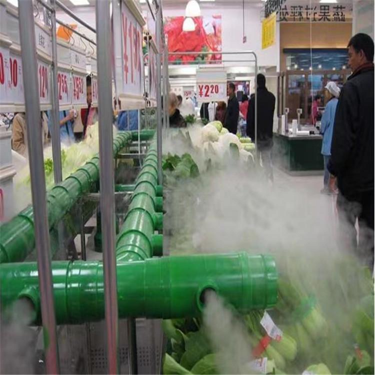 超声波加湿系统 唐山超声波加湿设备参数