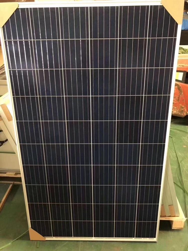多晶硅太阳能电池板-山东50W多晶硅电池板组件