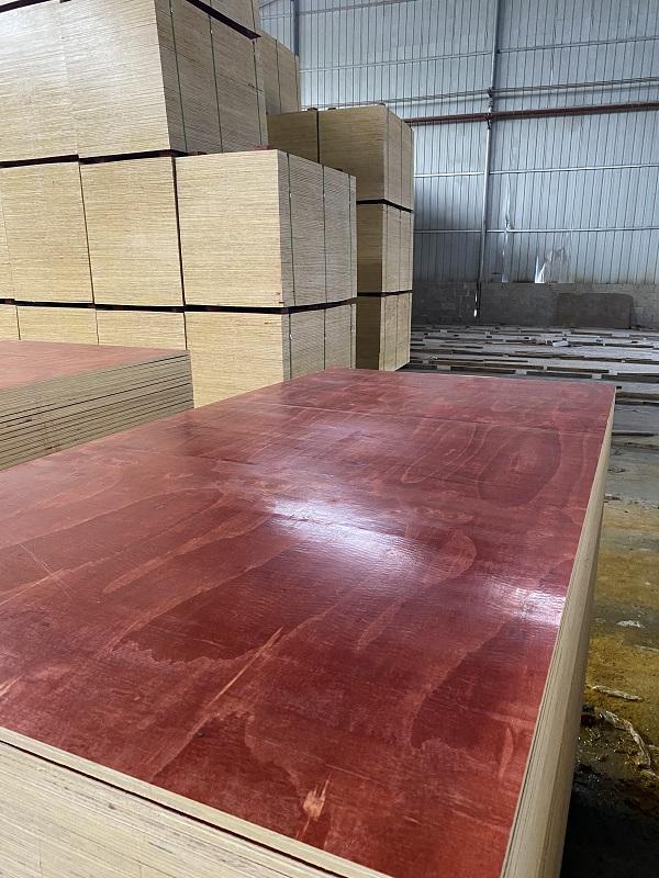 广安耐用建筑大红板批发-大红板模板
