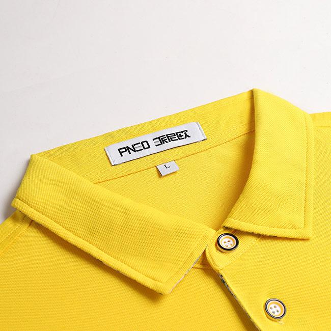 新款polo衫定制-纯棉新款polo衫定制多少钱
