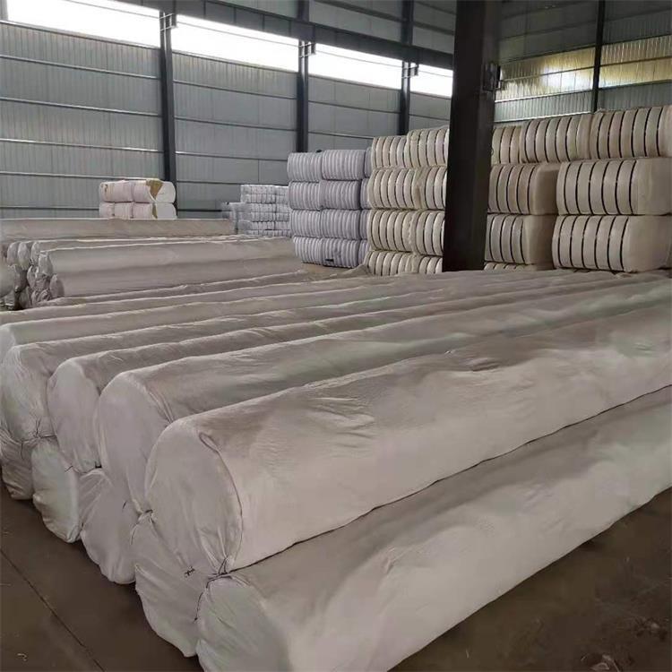 白色国标土工布-呼和浩特土工布公司