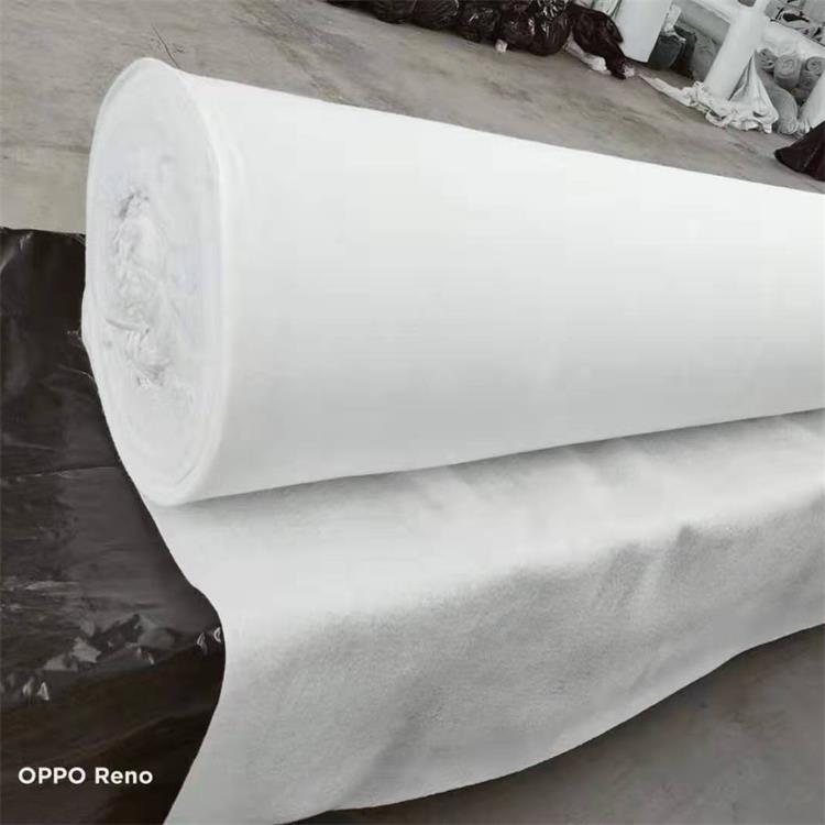 200g短丝土工布-西宁土工布厂家