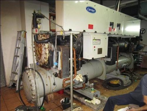 溴化锂中央空调回收 北京二手中央空调回收上门回收