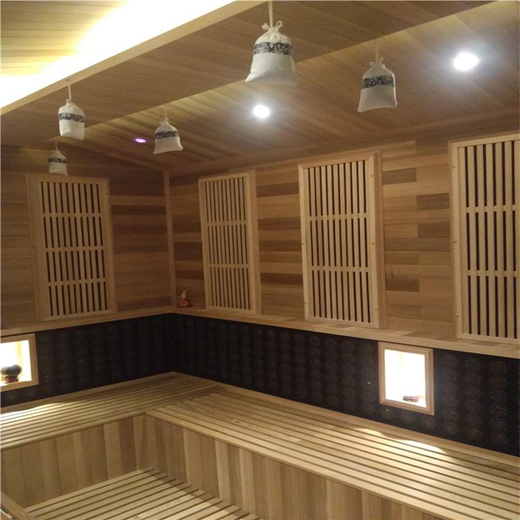 远红外光波房建造 远红外光波房装修一平米价格可支持定制