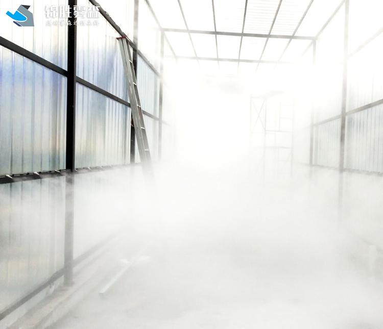 车辆通道消毒 临夏畜牧业高压水雾消毒机车辆通道消毒