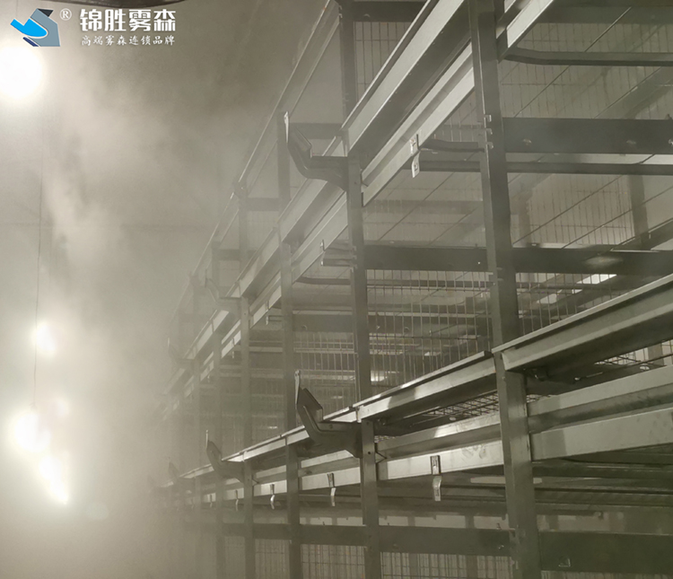 消毒喷雾设备 定西鸡舍消毒
