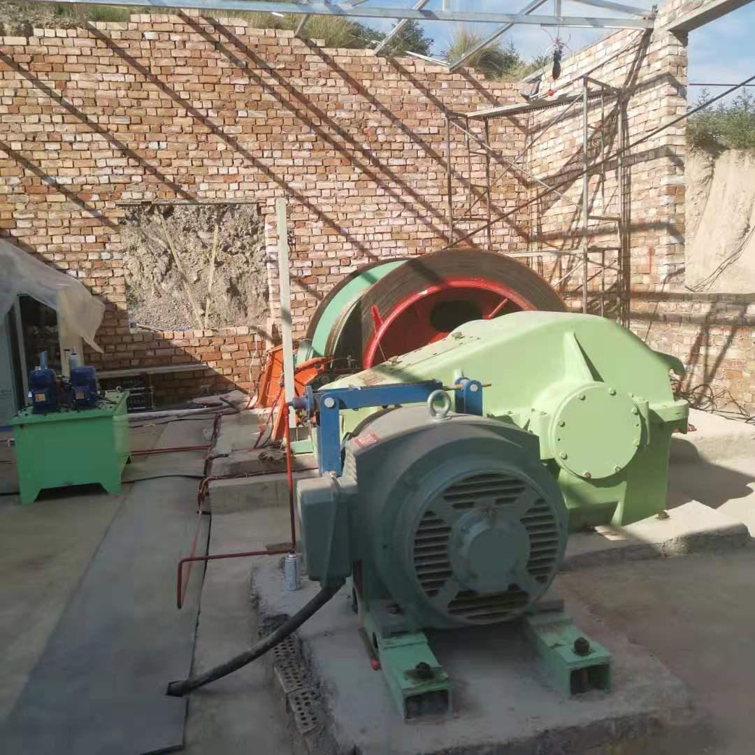 矿用提升绞车 供应JK2.0绞车