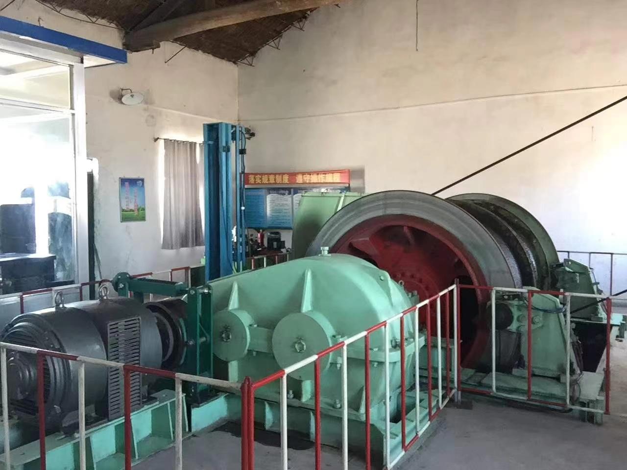 矿用绞车 厂家供应JTP1.6米二手矿用绞车