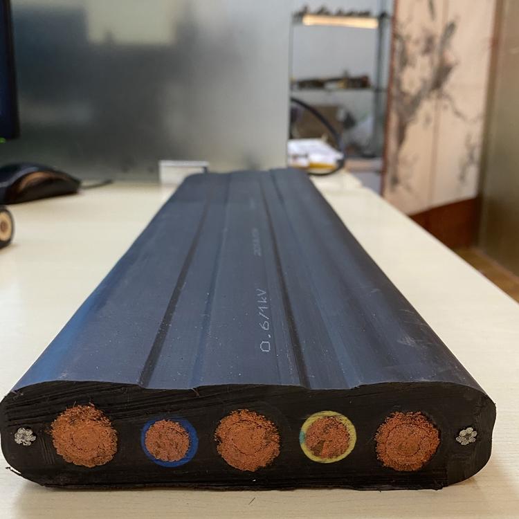 抗拉卷筒電纜 抗拉耐磨扁電纜產品齊全