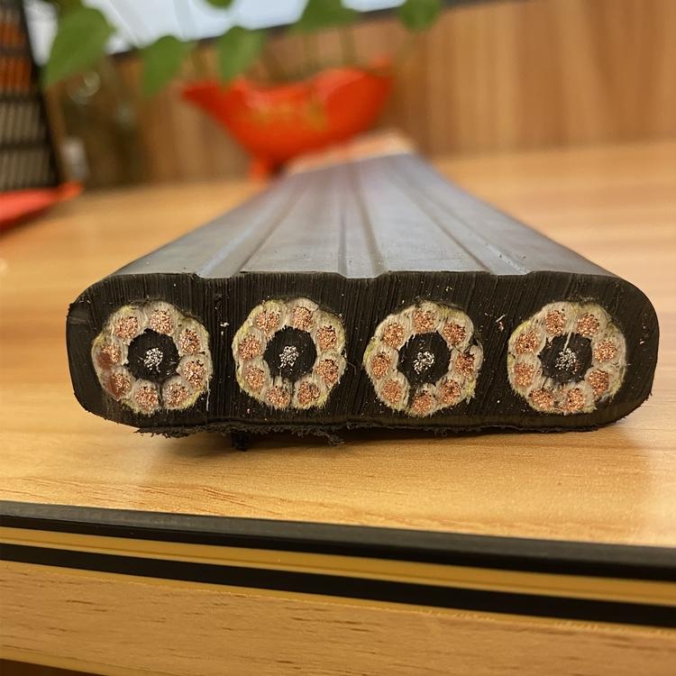 扁平電纜yvfb 抗拉扁電纜價格優惠