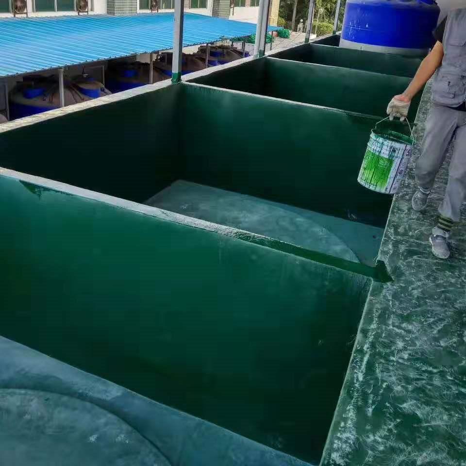 污水池防腐 包头玻璃钢防腐全国可施工