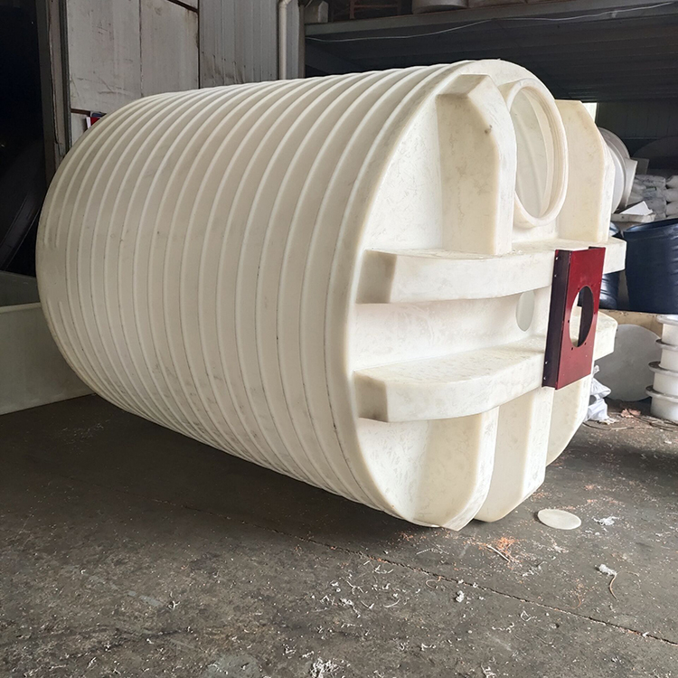化工储罐 应塑料圆水桶牛筋储水圆型桶工业搅拌桶