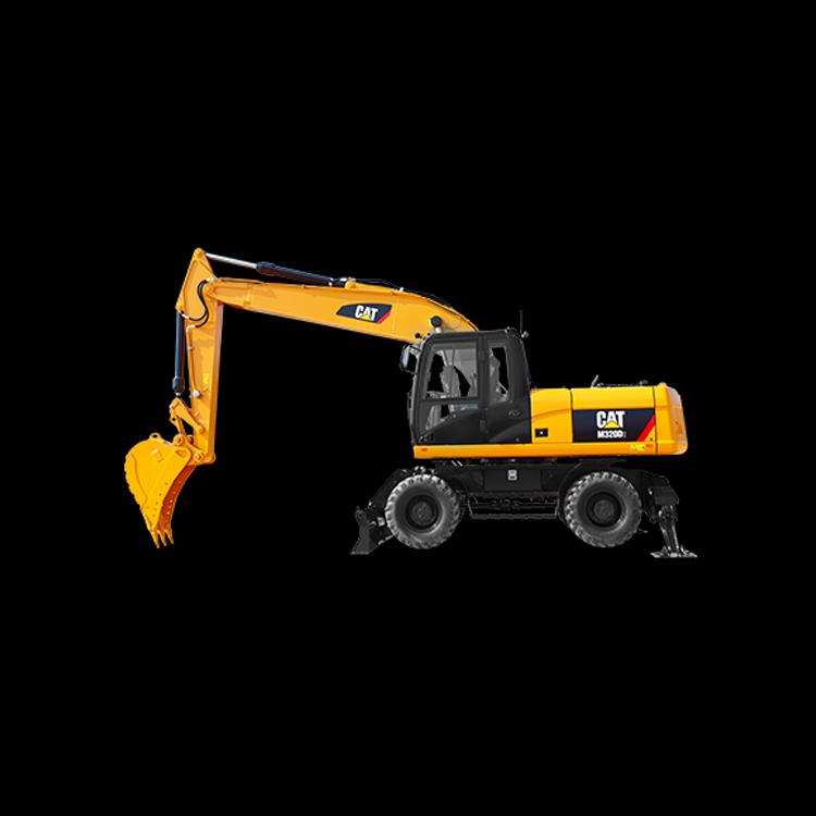 天水卡特挖土機 卡特大挖掘機廠家供應