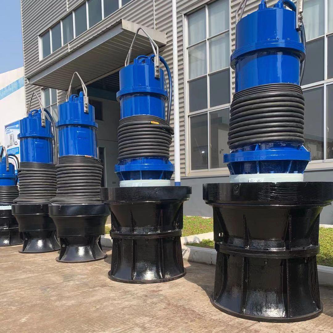 潜水轴流泵 大型潜水轴流泵报价表