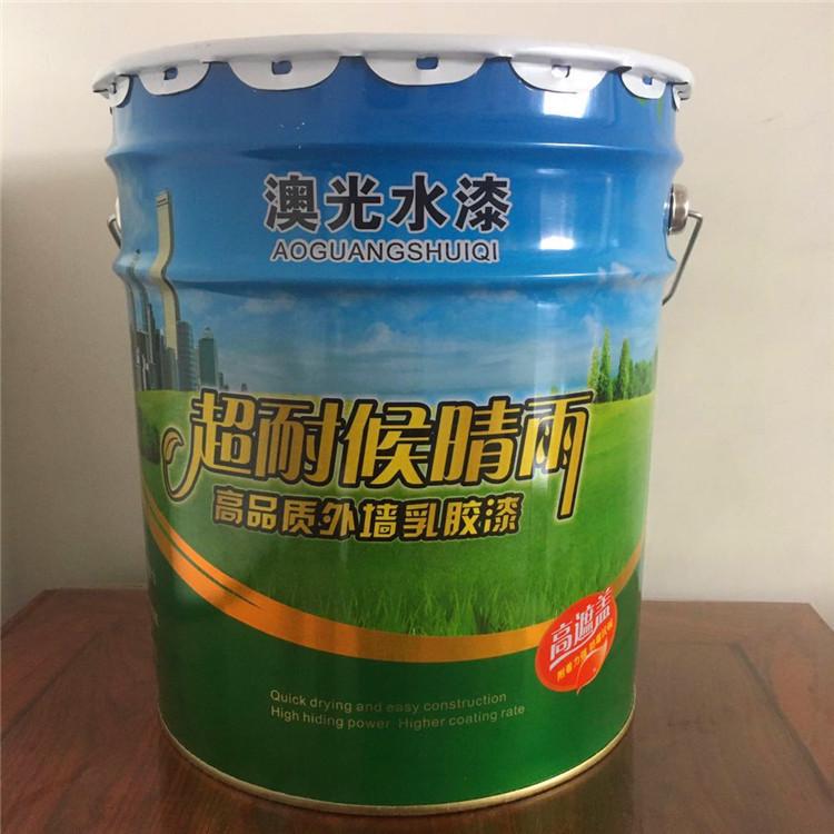防油污乳胶漆