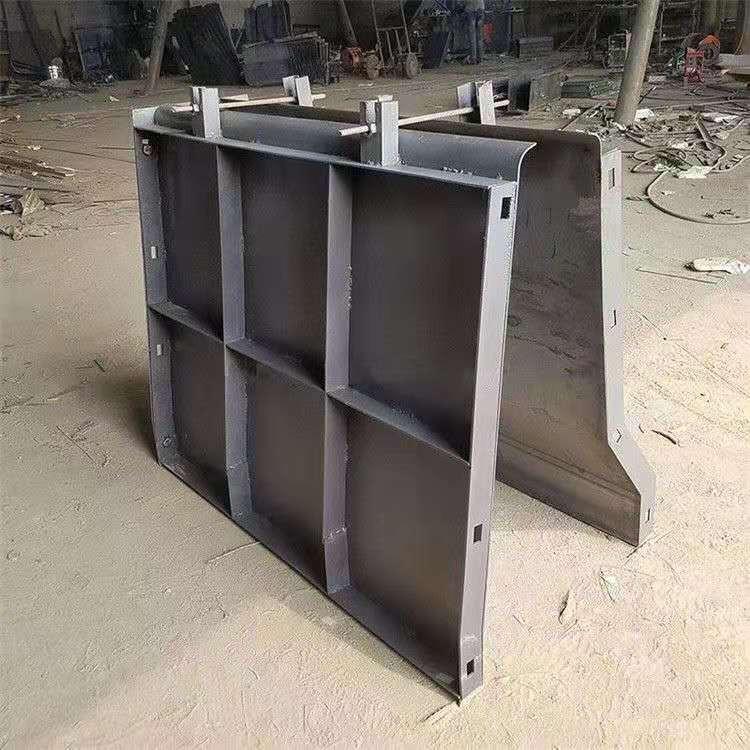 防撞鋼模板 蓋梁鋼模板陽江鋼模板批發商
