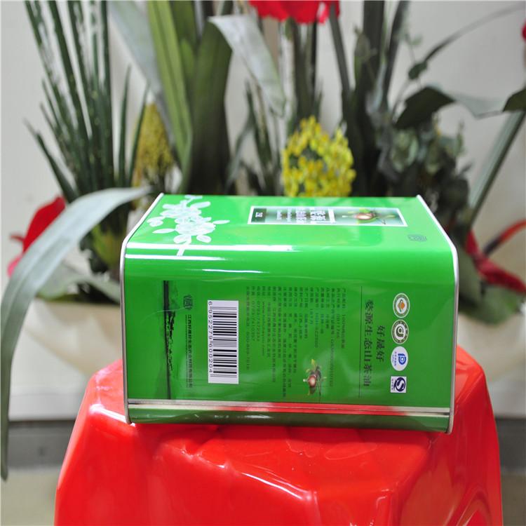 有机亚麻籽油铁罐 潍坊江西茶油铁罐定制