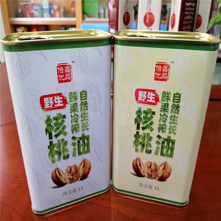 精品橄榄油马口铁罐